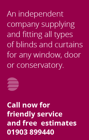 The Blind Lady | Made to Measure Blinds | West Sussex